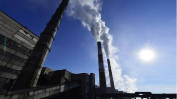 Amid urgent climate warnings, Environmental Protection Agency gives coal a reprieve