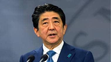 Japan PM says its cooperation with US, South Korea on N Korea is firm
