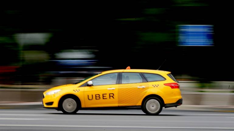 Image result for uber cab