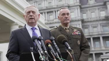 All civilised nations must unite to end Syrian civil war: Mattis