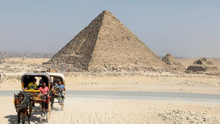 55101d5d9 Mystery of how the Giza pyramid was built by ancient Egyptians solved