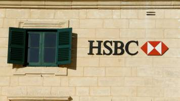HSBC's 2017 pre-tax profit jumps 142%, but lags view due to US tax impact