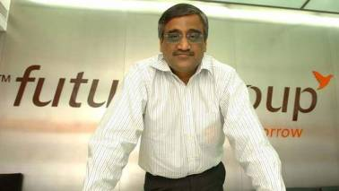 Kishore Biyani may keep Future Consumer out of Amazon deal: Report