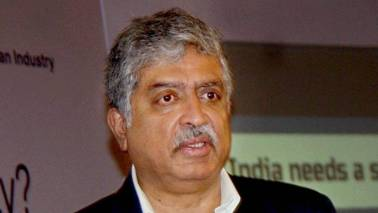 Data infrastructre underway to empower people: Nandan Nilekani