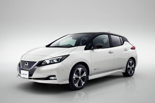Nissan Leaf Likely To Hit Indian Roads Next Year End Run Into