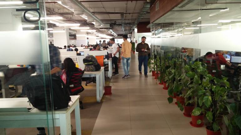 India's office market witnesses 11mn sq ft of office space take-up in first  quarter of 2018: Report