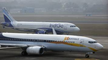 'India's pax aircraft fleet to double to 1,100 planes by 2027'