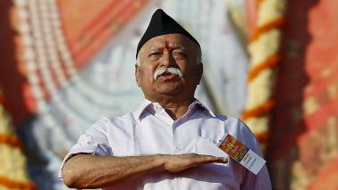 RSS not concerned about who comes to power, does not seek domination: Mohan Bhagwat