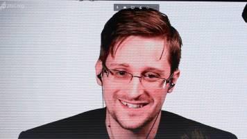 Edward Snowden says social media websites are surveillance companies 'rebranded'