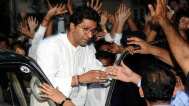 Raj Thackeray calls for 'Modi-mukt Bharat'