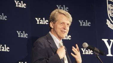 'Bitcoin may be with us for a while': Nobel winning economist Shiller corrects his stand