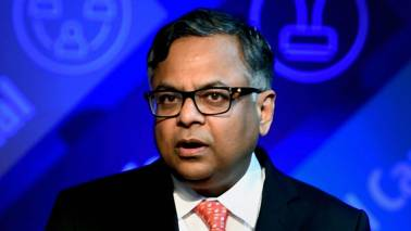 N Chandrasekaran's Marathon: One year & counting