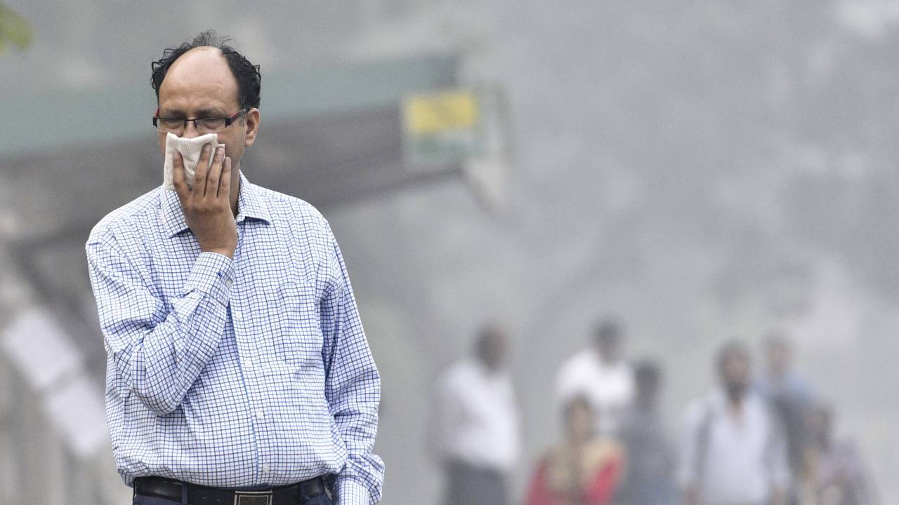 9 of 10 most polluted cities in the world are in India; Delhi not worst