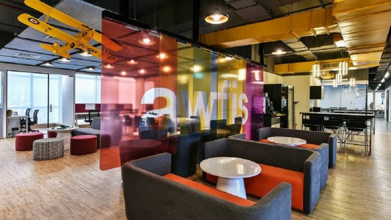 awfis to expand co working space four fold by 2020 to be profitable