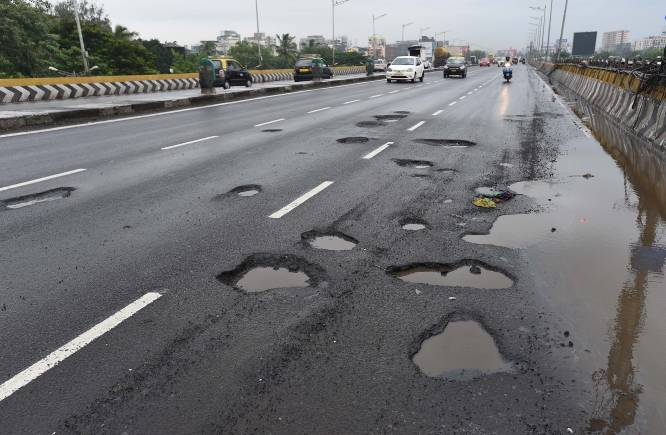 Bad road condition due to monsoon, not negligence: Mizoram CM -  Moneycontrol.com
