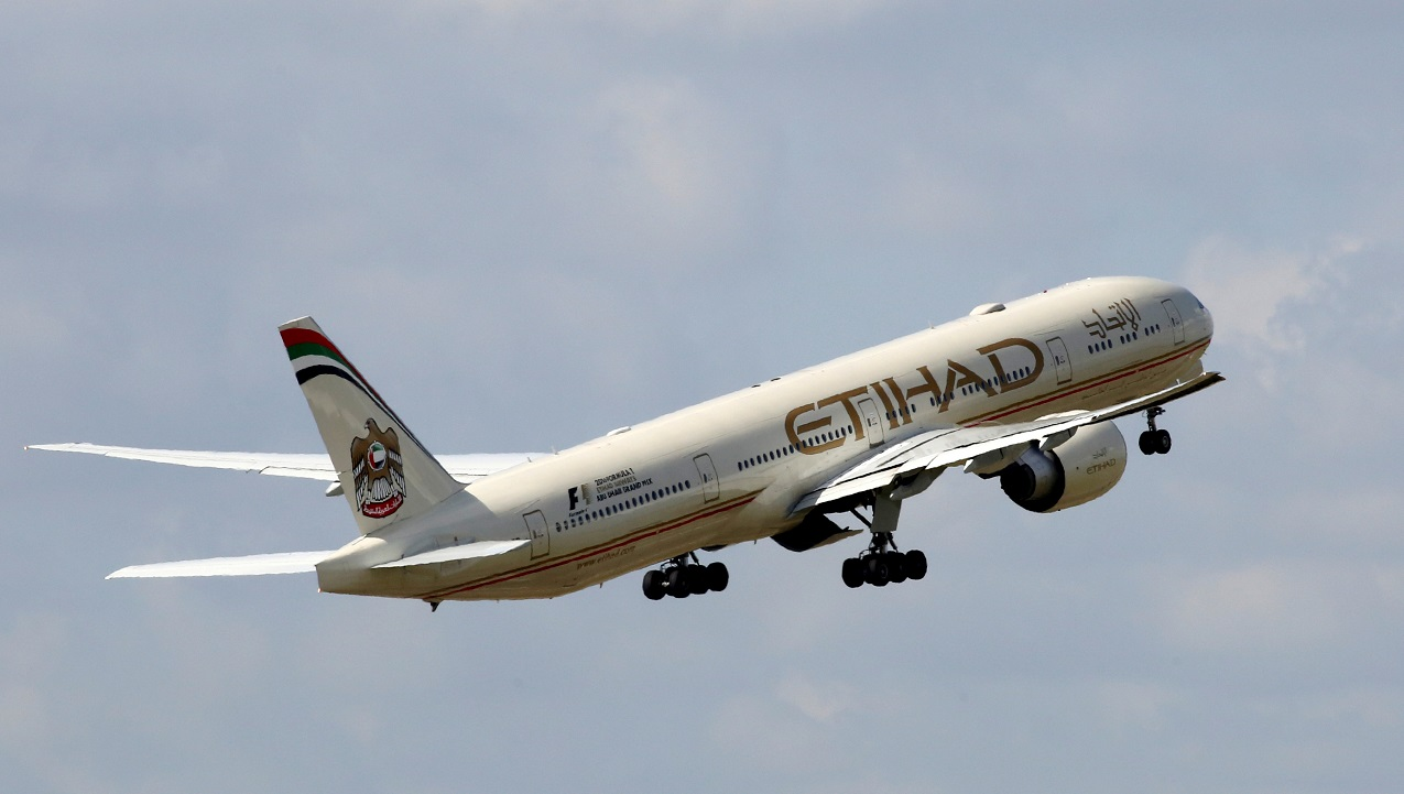 Answer: Etihad Airways (Image: Reuters)