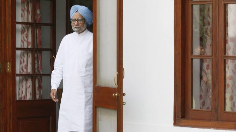 Image result for manmohan singh at home