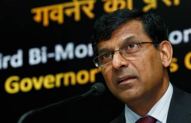 I am not too concerned about rupee hitting an all-time low: Raghuram Rajan