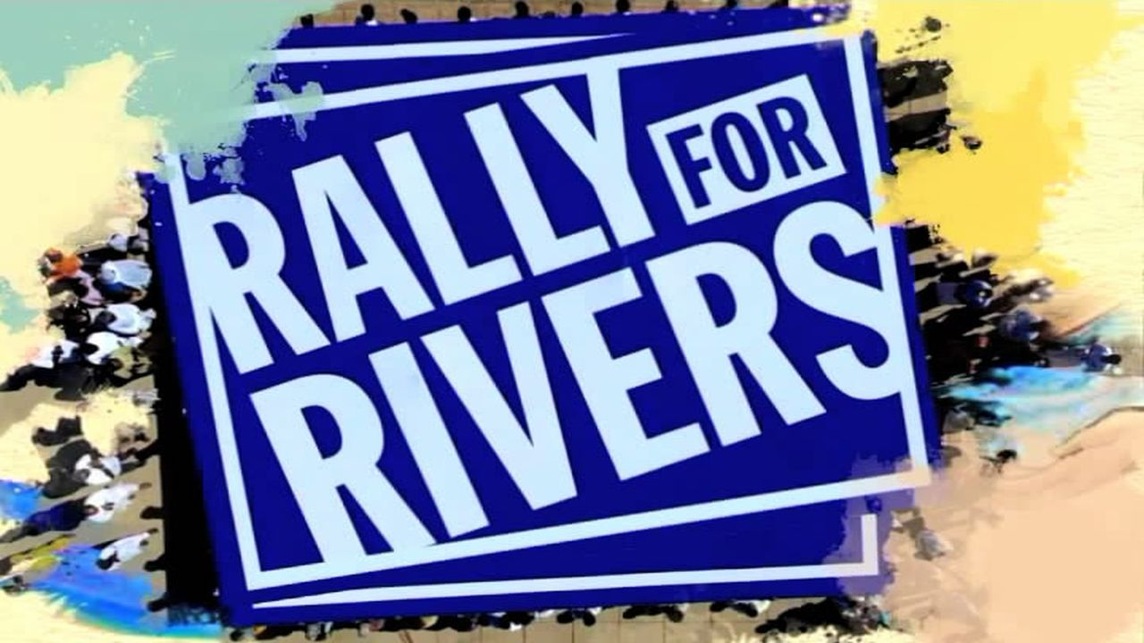 Answer: Rally for Rivers