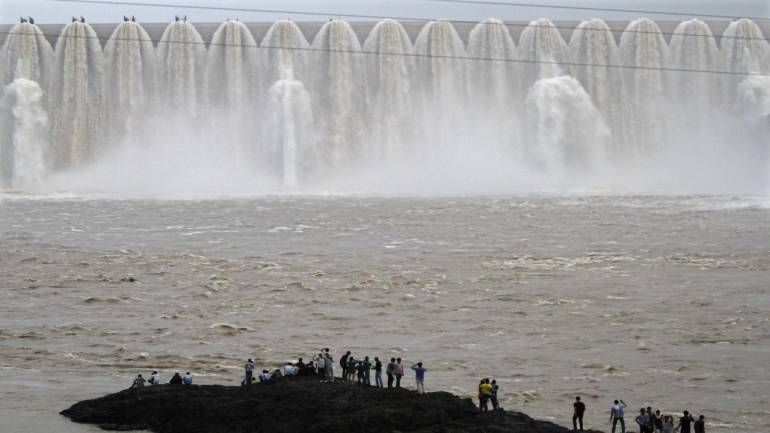 PM Modi to mark birthday by inaugurating world\'s second largest dam ...
