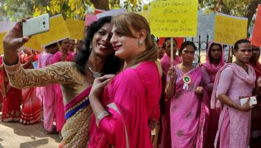 LGBT community take out 'Pride March' in Mumbai