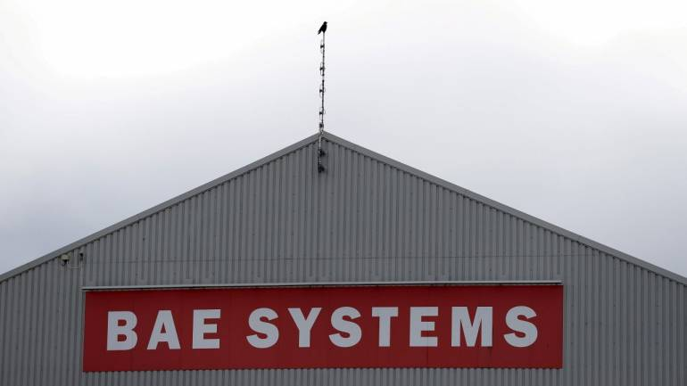 uk defence giant bae systems to axe almost 2 000 jobs moneycontrol com