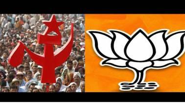 BJP, CPM at loggerheads over Ram Mandir foundation in Tripura