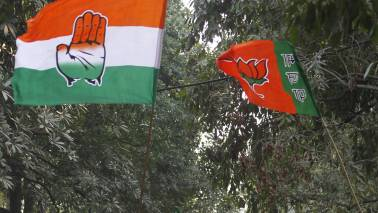 Madhya Pradesh Assembly Polls 2018: Congress, BJP continue to spar over RSS reference in manifesto
