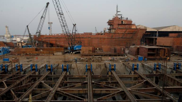 Cochin Shipyard hits 52-week high after bagging Rs 3,000-crore contract