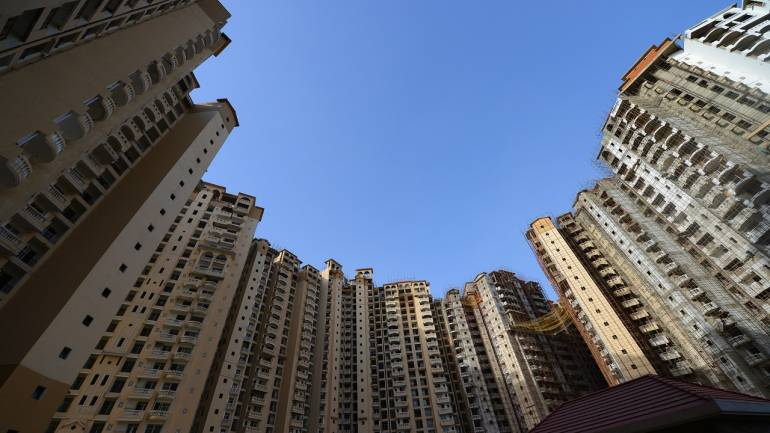 Real Estate: View Of Residential Apartments (Representative Image)