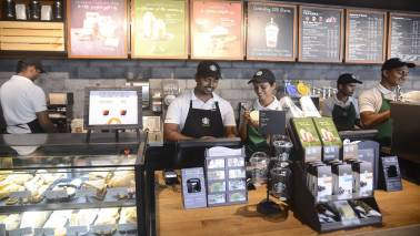 Starbucks opens 100th store as it completes 5 years in India