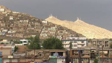 Multiple blasts rock Kabul polling stations: official, witnesses