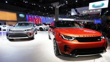 In the lap of luxury, JLR narrows sales gap with Audi