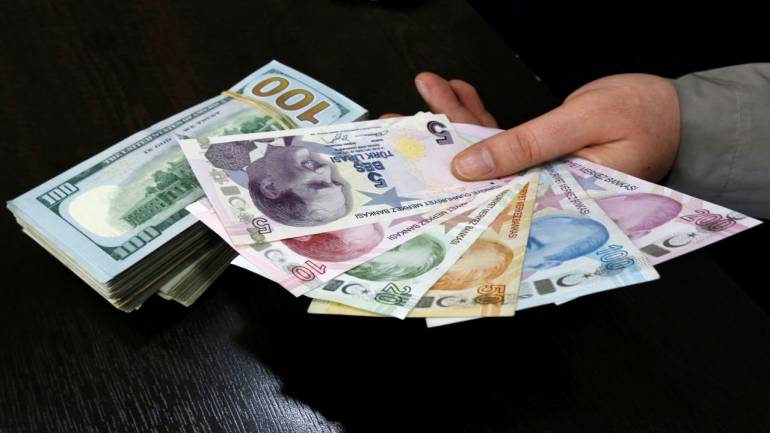 Turkish Lira Declines 7 Intraday Amid Diplomatic Dispute With Us