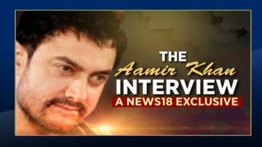 Up, close & personal with Aamir Khan