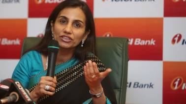 ICICI Bank rises over 3% even as Q1 sees a net loss, provisions jump