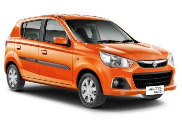 Maruti Suzuki Alto wrests back best-selling model tag in October