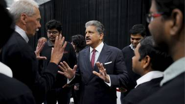 India can stand tall in a trade war: Anand Mahindra