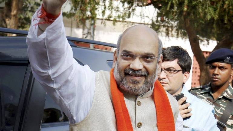 Karnataka Elections 2018: Congress files second complaint against Amit Shah