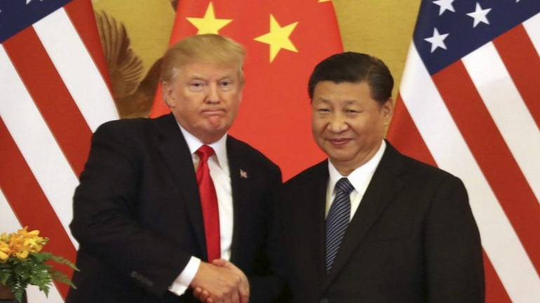Us China Sign 250 Bn Trade Deals During Trumps Visit