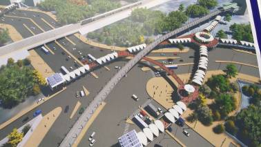 Skywalk and foot overbridge at ITO among five projects approved worth Rs 650 crore