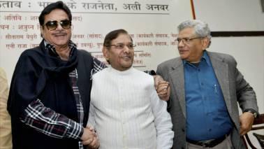 Sharad Yadav to support Congress in Karnataka to defeat BJP