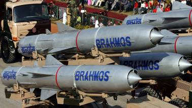 BrahMos supersonic cruise missile successfully tested fired