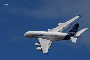 Airbus pips Boeing at Farnborough Airshow; Indian airlines make bulk orders