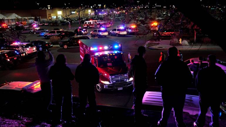 West Texas gunman killed seven and wounded 22, including toddler