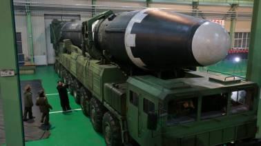 A look at US-North Korea nuclear war standoff