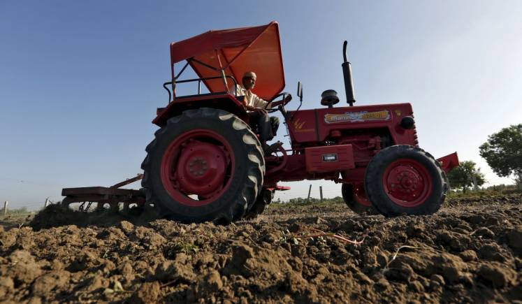 Mahindra tractor sales up 36% to 20,483 units in February