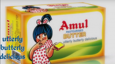 Amul boards Indian Railways via Twitter