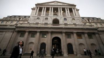 UK inflation rises less than Bank of England expected in April