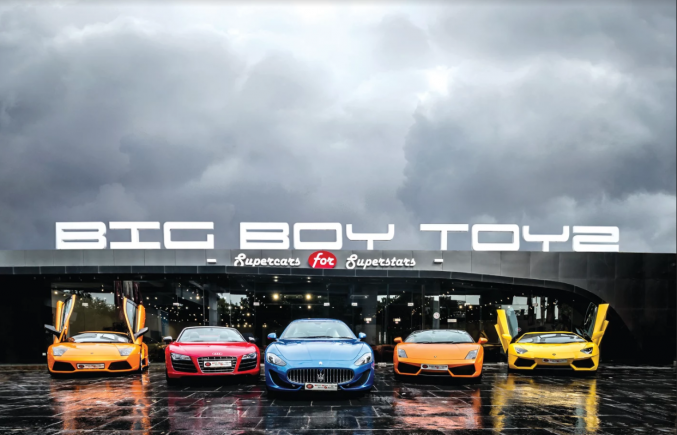 Big Boy Toyz Pre Loved Luxury Cars Are All The Rage With